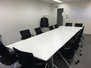 ネクストステージ、シニア起業サクセス塾 セミナールーム2